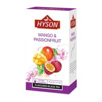 čaj porciovaný čierny HYSON Mango and Passion Fruit - 40 g