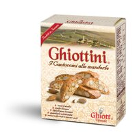 ghiottini cantuccini alle mandorle 250g