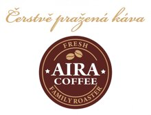 AIRA COFFEE COLOMBIA EXCELSO 100 % ARABIKA zrnková 250 g