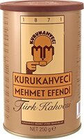 káva Kurukahveci Mehmet Efendi Turkish Coffee 250 g