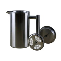 French Press KAFFIA 600 ml nerez