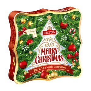 čaj sypaný čierny RISTON Merry Christmas - 100 g
