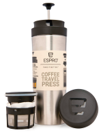 ESPRO Coffee Travel Press 300 ml nerez