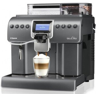 SAECO AULIKA Focus  V 2 (One Touch Cappuccino) anthracite